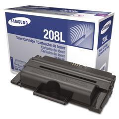 Samsung MLTD208L High-Yield Toner, 10000 Page-Yield, Black