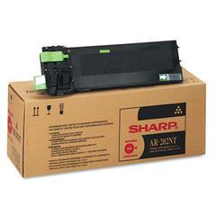 Sharp AR202NT Toner, 16000 Page-Yield, Black
