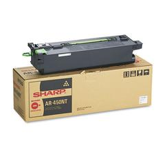 Sharp AR450NT Toner, 27000 Page-Yield, Black