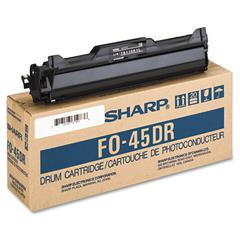 Sharp FO45DR Drum Cartridge, Black
