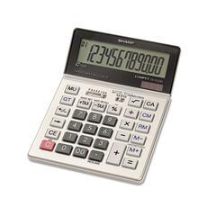 VX2128V Commercial Desktop Calculator, 12-Digit LCD