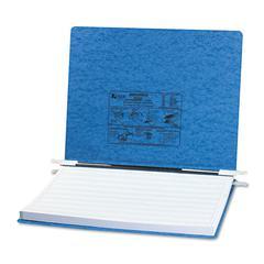 """PRESSTEX Covers w/Storage Hooks, 6"""" Cap, 14 7/8 x 11, Light Blue"""