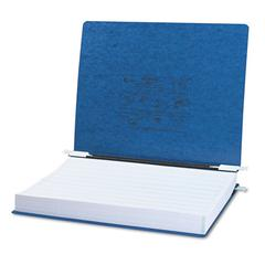 "PRESSTEX Covers w/Storage Hooks, 6"" Cap, 14 7/8 x 11, Dark Blue"