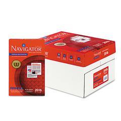 Premium Multipurpose Paper, 97 Brightness, 20lb, 8-1/2x14, White, 5000/Carton