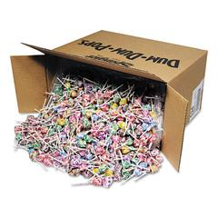 Dum-Dum-Pops, Assorted Flavors, Individually Wrapped, Bulk 30lb Carton