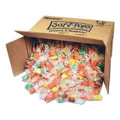 Assorted Flavors, Individually Wrapped, Bulk 25lb Box, 1000/Carton