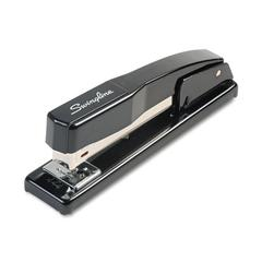 Swingline Commercial Full Strip Desk Stapler, 20-Sheet Capacity, Black