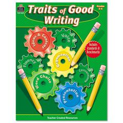 Traits of Good Writing, Grades 3-4, 144 Pages