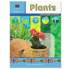 Teacher Created Resources Super Science Activities/Plants, Grades 2-5, 48 Pages