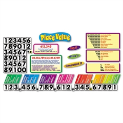 TREND Place Value Bulletin Board Set