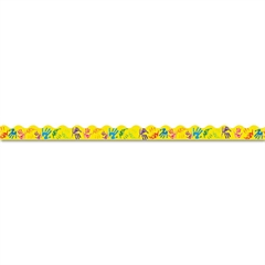 "Terrific Trimmers Bright Border, 2 1/4"" x 39"" Panels, Helping Hands, 12/Set"