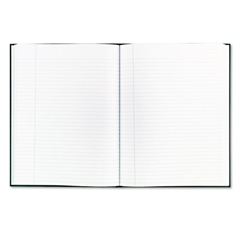TOPS Royale Business Casebound Notebook, Legal/Wide, 10 1/2 x 8, White, 96 Sheets