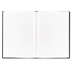TOPS Royale Business Casebound Notebook, Legal/Wide, 11 3/4 x 8 1/4, 96 Sheets