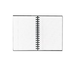 Royale Wirebound Business Notebook, Legal/Wide, 8 1/4 x 5 7/8, 96 Sheets