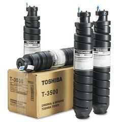 T3500 Toner, 13500 Page-Yield, 4/Carton, Black