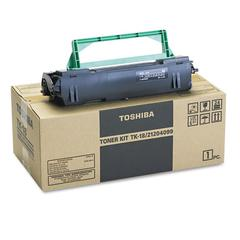 TK18 Toner, 8300 Page-Yield, Black