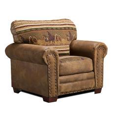American Furniture Classics Wild Horses - Chair