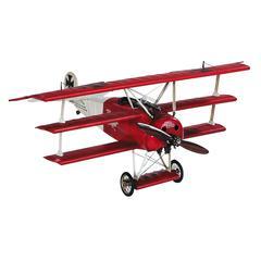 Authentic Models Desktop Fokker Triplane