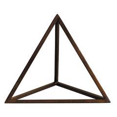 Authentic Models Tetrahedron