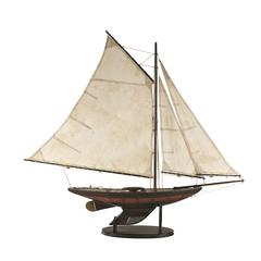 Yacht Ironsides, Small