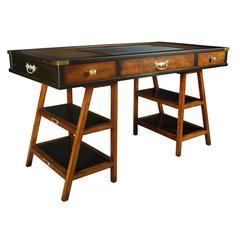 Authentic Models Navigator's Desk, Black