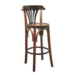 Authentic Models Barstool De Luxe 'Grand Hotel', Honey