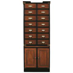 Collectors Cabinet II, Doors