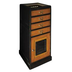 Authentic Models Caddie Cabinet