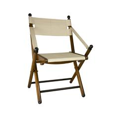 Authentic Models Campaign Folding Chair