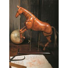 Large Artist Horse