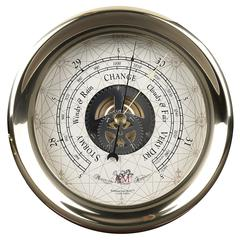 Authentic Models Captain's Barometer, Large