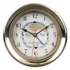 Authentic Models Captain's Time & Tide Clock