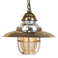 Authentic Models Steamer Deck Lamp