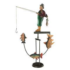 Fly Fisherman Sky Hook
