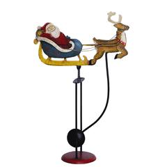 Authentic Models Santa's Sleigh Sky Hook