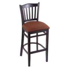 "3120 30"" Stool with Black Finish, Rein Adobe Seat"