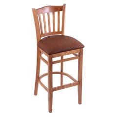 "3120 30"" Stool with Medium Finish, Rein Adobe Seat"