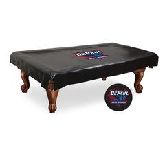 DePaul Billiard Table Cover