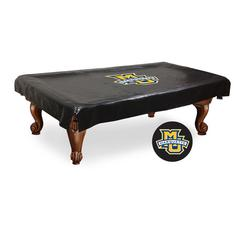 Marquette Billiard Table Cover