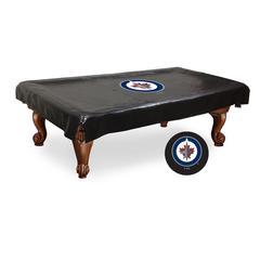 Winnipeg Jets Billiard Table Cover