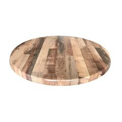 "36"" Diameter Rustic, Indoor/Outdoor EnduroTop Table Top"