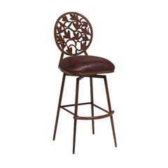 Brownsville Swivel Barstool 30""