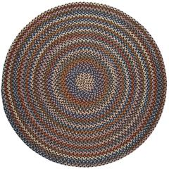 Rhody Rug Astoria Walnut 6' Round