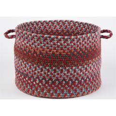 "Astoria Red Velvet 18"" x 12"" Basket"