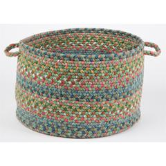 "Country Jewel Peridot 18"" x 12"" Basket"