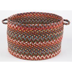 "Country Jewel Tawny Port 18"" x 12"" Basket"