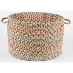 "Cypress Earth Beige 18"" x 12"" Basket"
