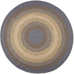 Rhody Rug Easy Living Blue Lake 10' Round