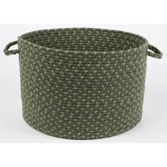 "Manhattan Greenmarket 18"" x 12"" Basket"