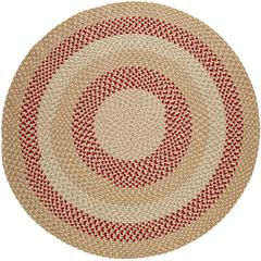 Rhody Rug Manhattan Natural 10' Round